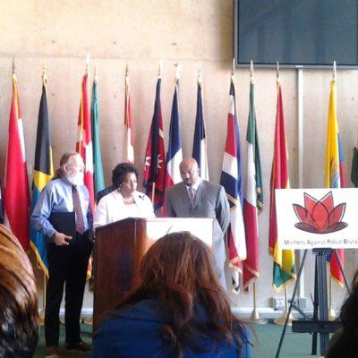 MAPB Inaugural Press Conference Dec 13, 2014