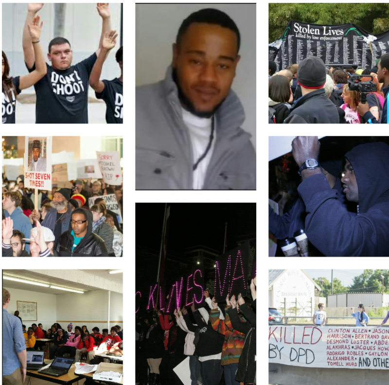 2nd Annual Clinton R. Allen Youth Speak Out Against Police Brutality