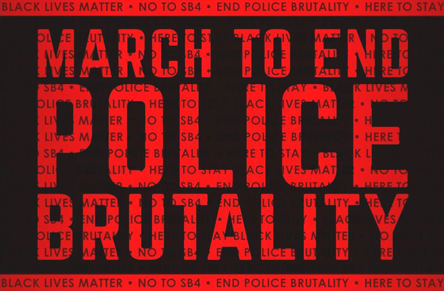 June 17 March to End Police Brutality