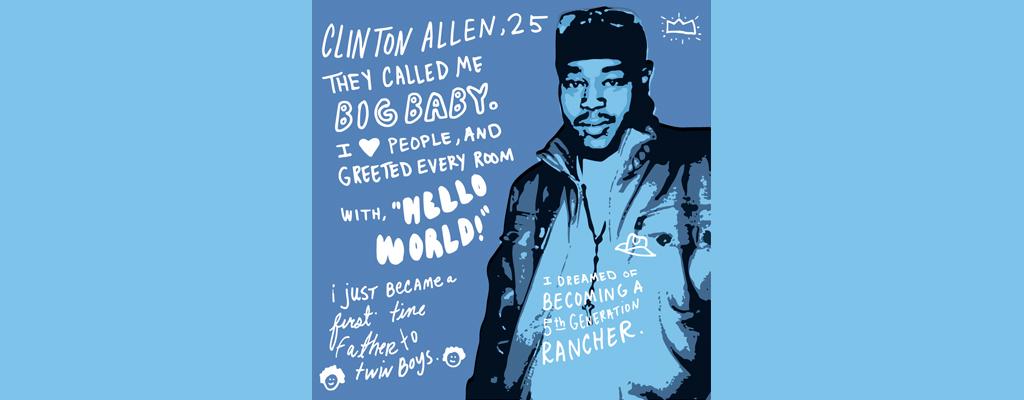 Clinton Allen