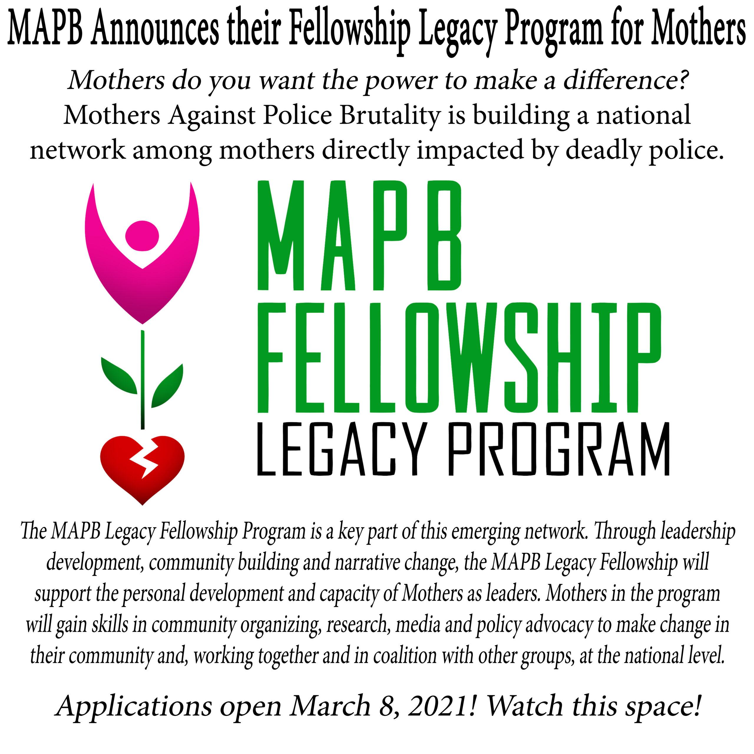 MAPB Fellowsh