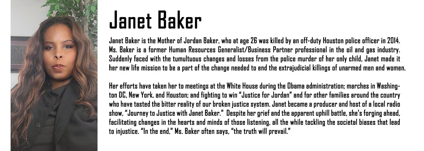 MAPB Fellow Janet Baker Bio