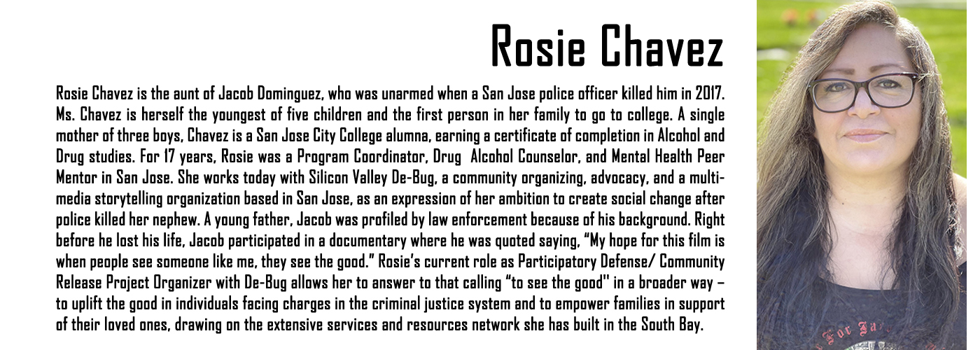 MAPB Fellow Chavez Rosie Bio