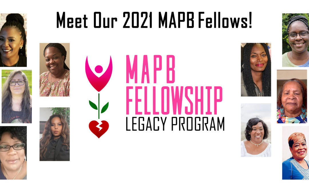 MAPB 2021 Fellows Press Release
